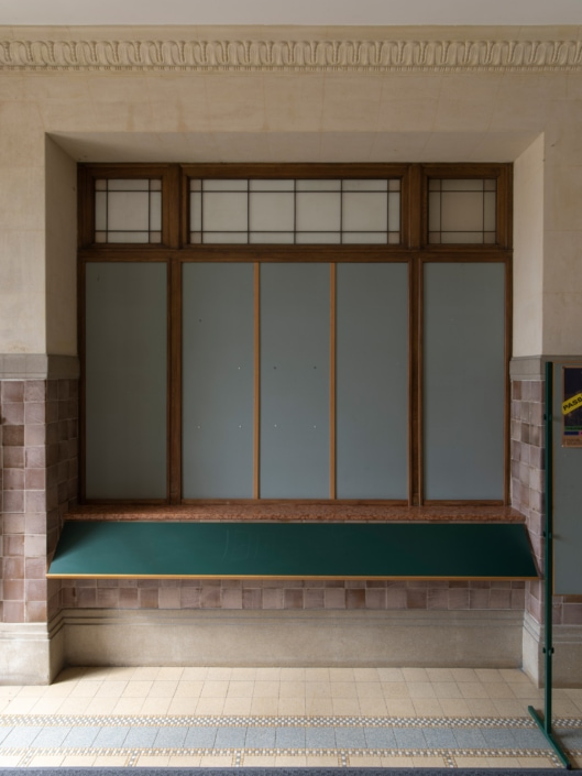 appartement de concierge dans un gymnase à Lausanne 2