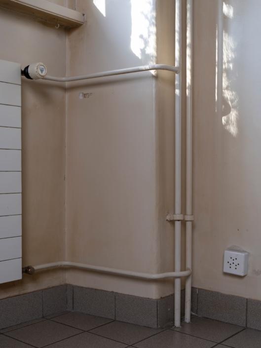 tuyauterie de radiateur