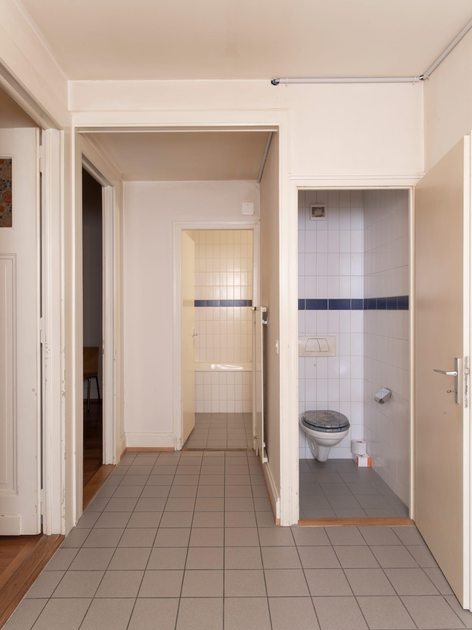 toilettes et salle de bains