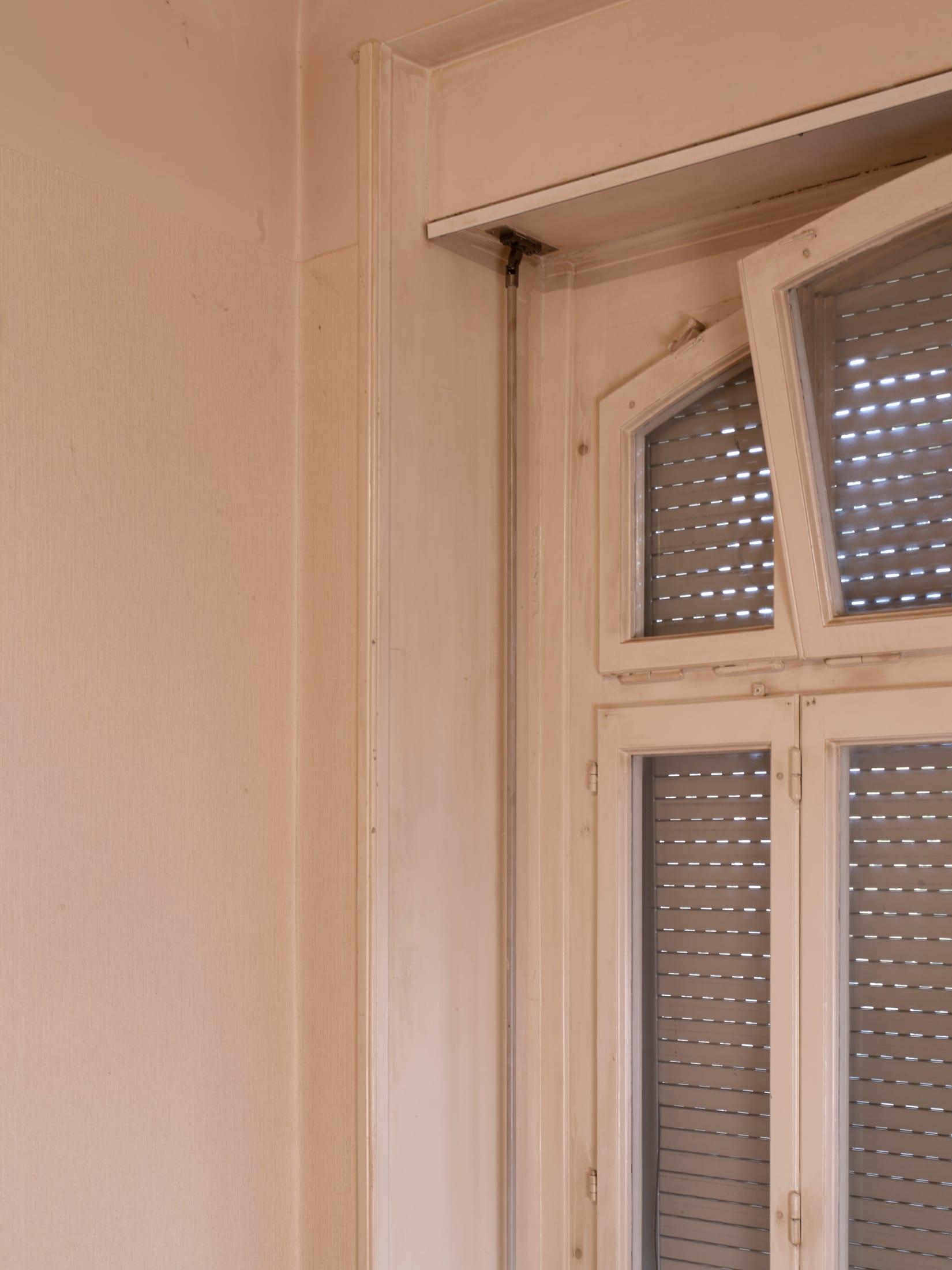 ouverture de fenêtre