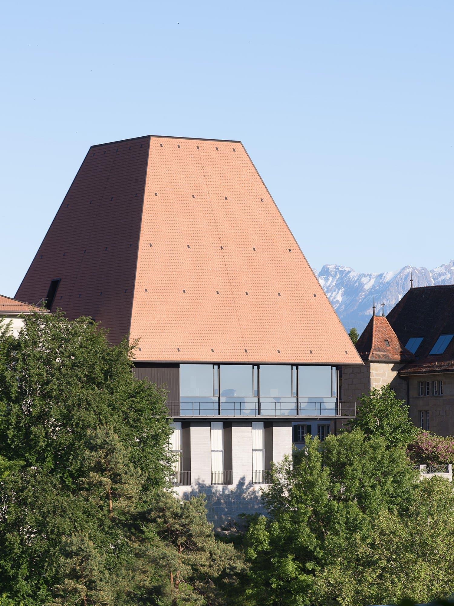 parlement vaudois à Lausanne